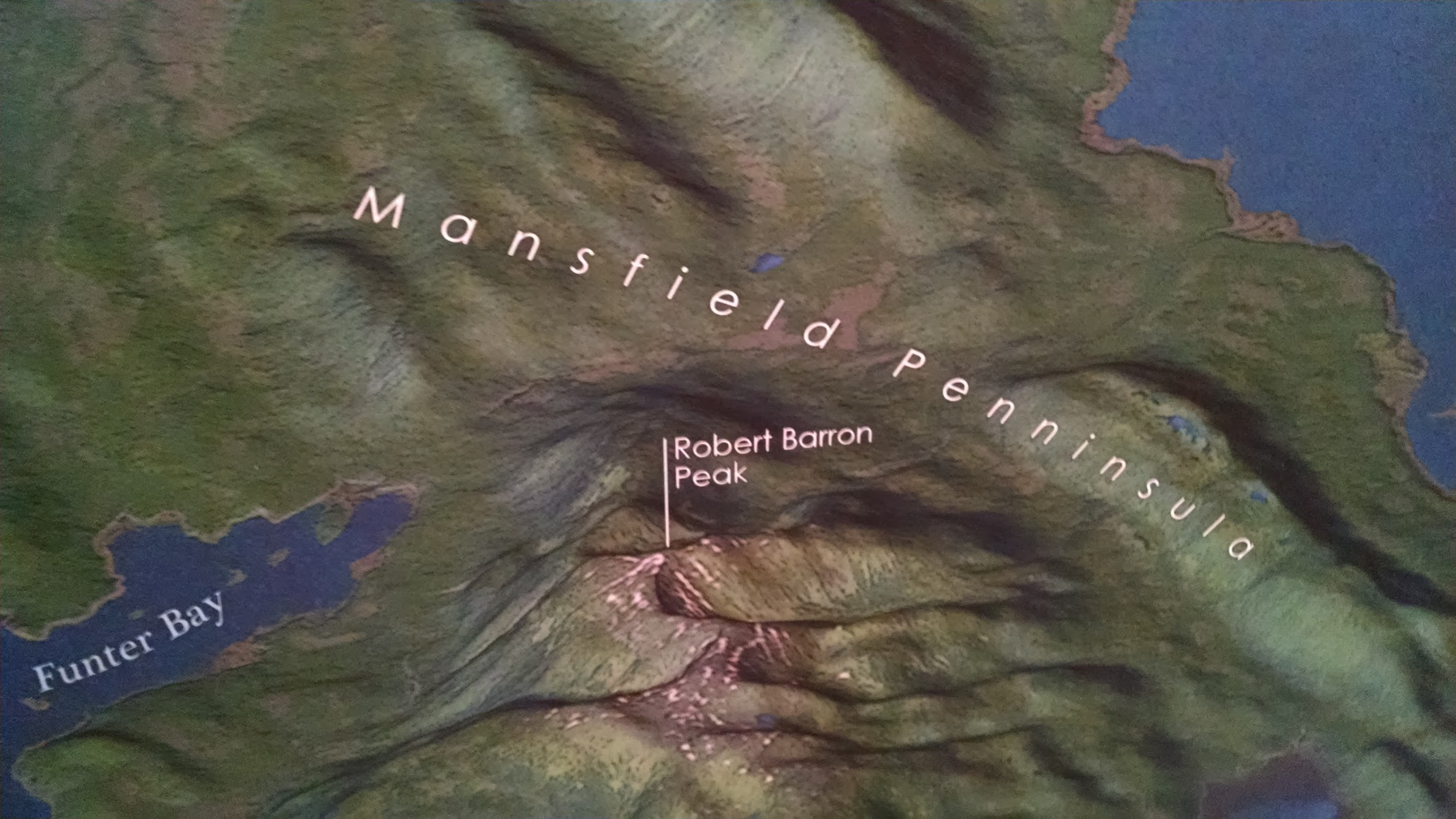 Robert Barron Peak