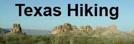 Texas Hiking Logo