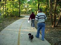 Nice paved trail