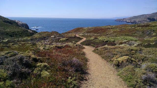 Rodeo Beach Trail