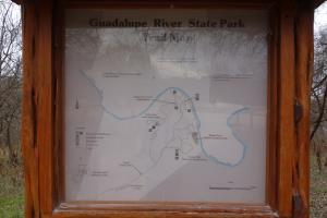 Trail Map Display