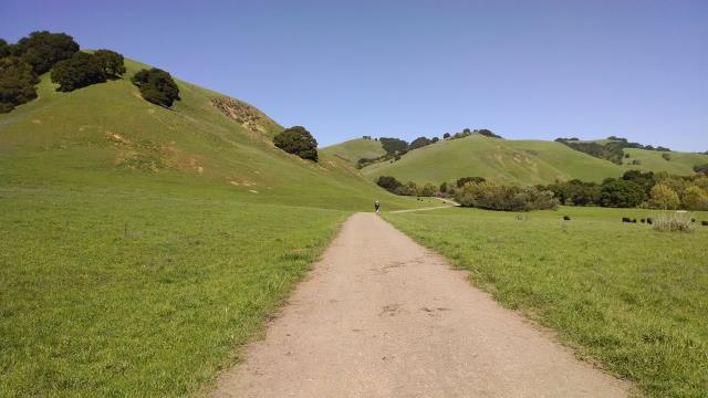 Old Briones Road Trail