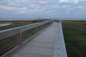 View Of The Boardwalk