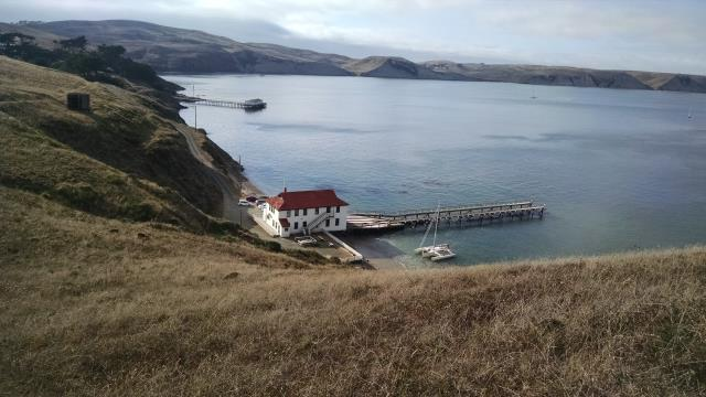 Point Reyes Lifeboat Station