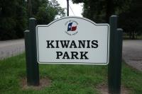 Kiwanis Park Sign