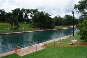 Another View Of Barton Springs