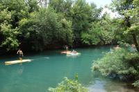 Fun On The Creek