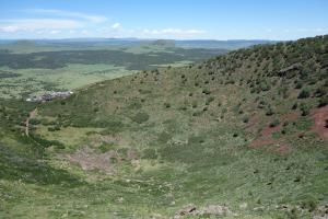 Crater View
