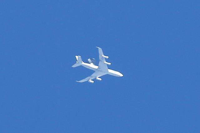 AWACS Overhead