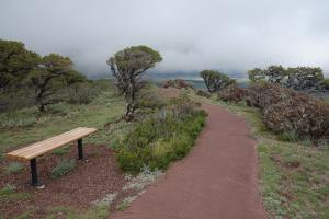 Another View Of The Crater Rim Trail