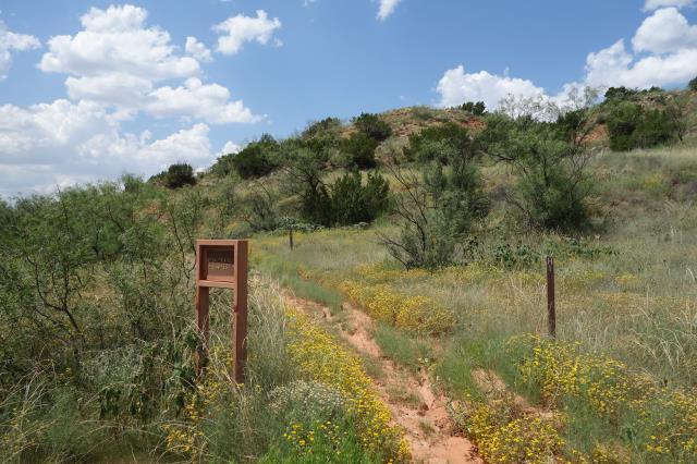 Mesa Trailhead