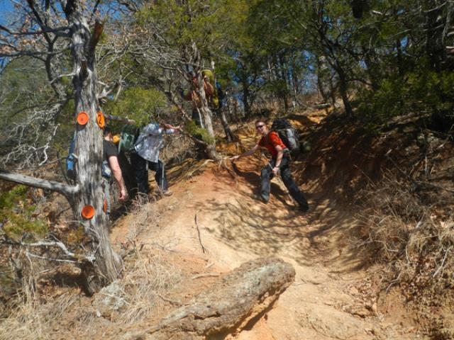 Cross Timbers Trail