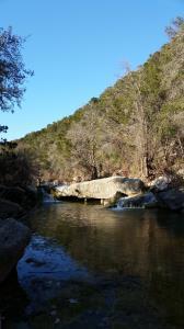 Small falls on Bull Creek