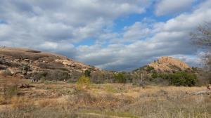 Enchanted Rock and Turkey Peak