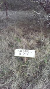 Geological Signage