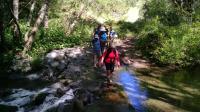 Crossing Santa Rosa Creek