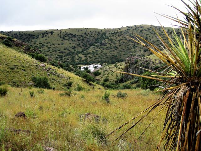 Indian Lodge Trail