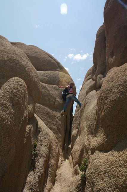 Rock Climber's Paradise