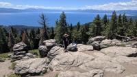 Coppertone and Lake Tahoe