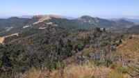 Brushy Peaks View