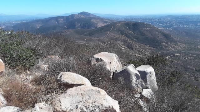 View of Cowles Mt
