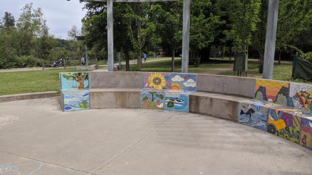 Children's Memorial Grove