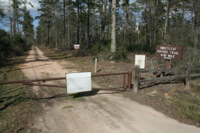 Entrance Off FM1488