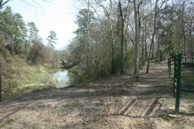 Equestrian Trail Along Cypress Creek