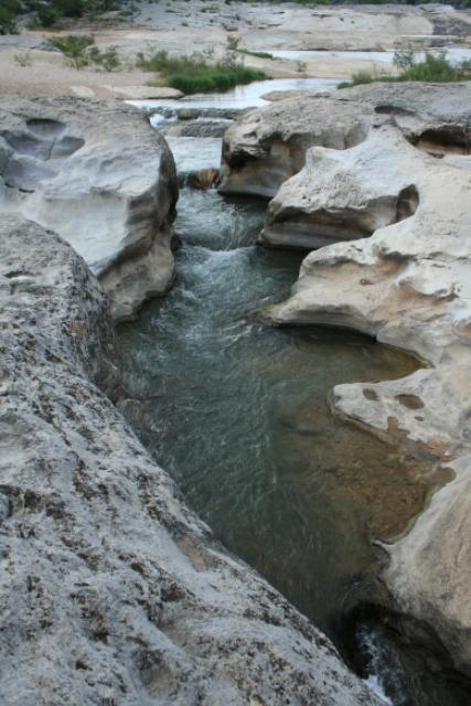 Water Channels