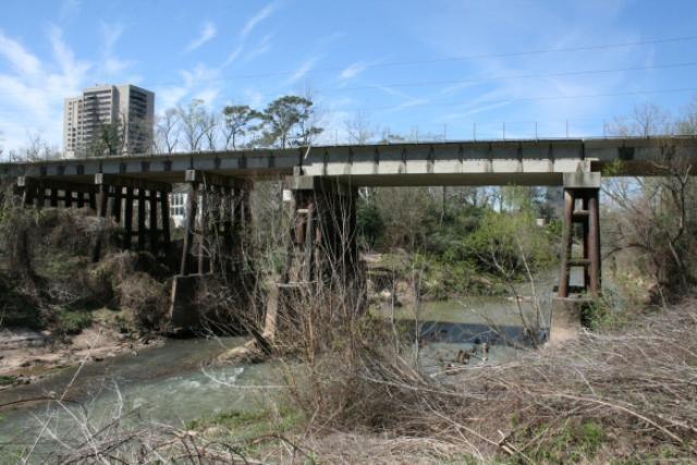 Detour And See Buffalo Bayou