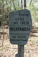 Trail Entrance Sign