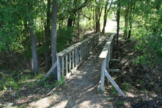 Bridge Along Two Bridges Trail