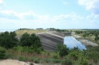 Lake Somerville Dam