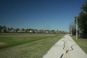 Walk Along The Reservoir Banks