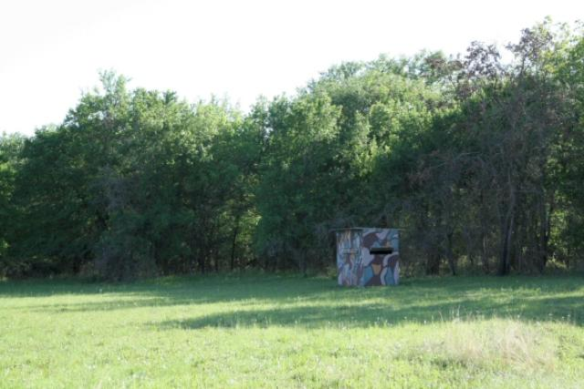 Wildlife Observation Blind