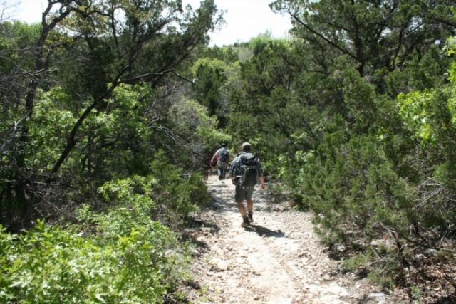 Rocky Trails