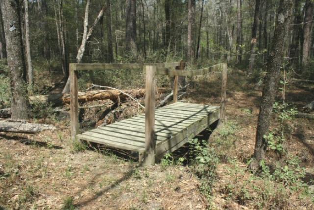 Footbridges