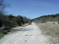 The start of the journey near the trailhead.