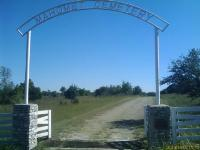 Mahomet Cemetry Entrance