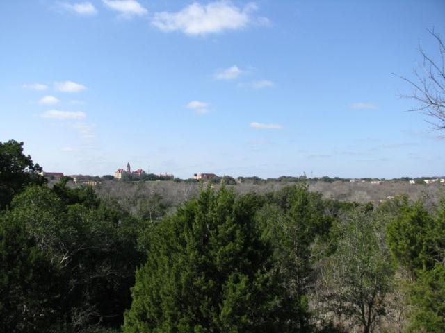 View from scenic overlook