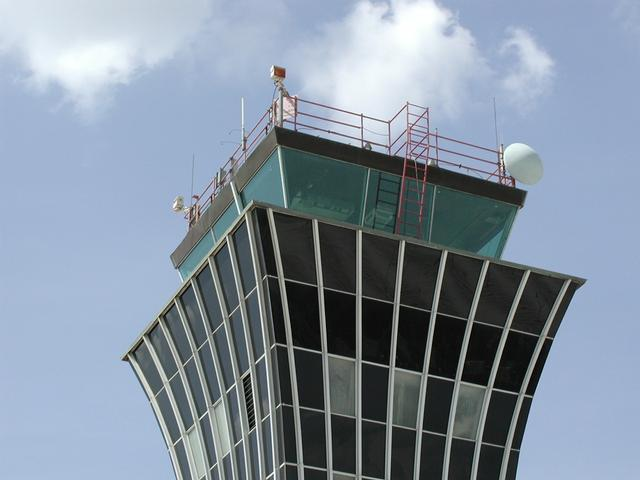 Tower Closeup