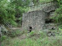 The park includes 3 hiking trails and numerous sites and ruins of historic importance.