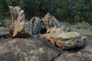 Granite Exfoliation