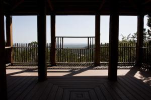 Observation Deck Interior