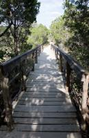 Bridge on Arroyo Vista loop