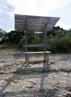 Bench Near Overlook