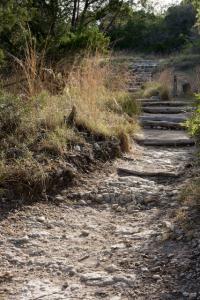 Ascending Triknee Trail