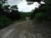 Some portions of the southern loop are old jeep trails.