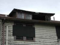 As the roof and windows give way deterioration accelerates.