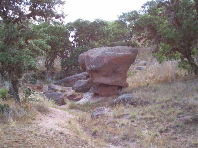 Balacing Rock